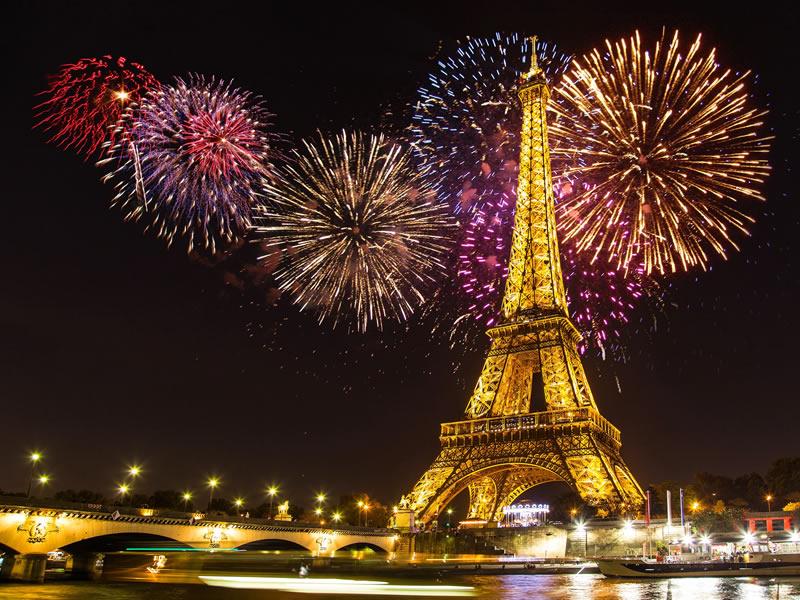 Reveillon 2020 em Paris