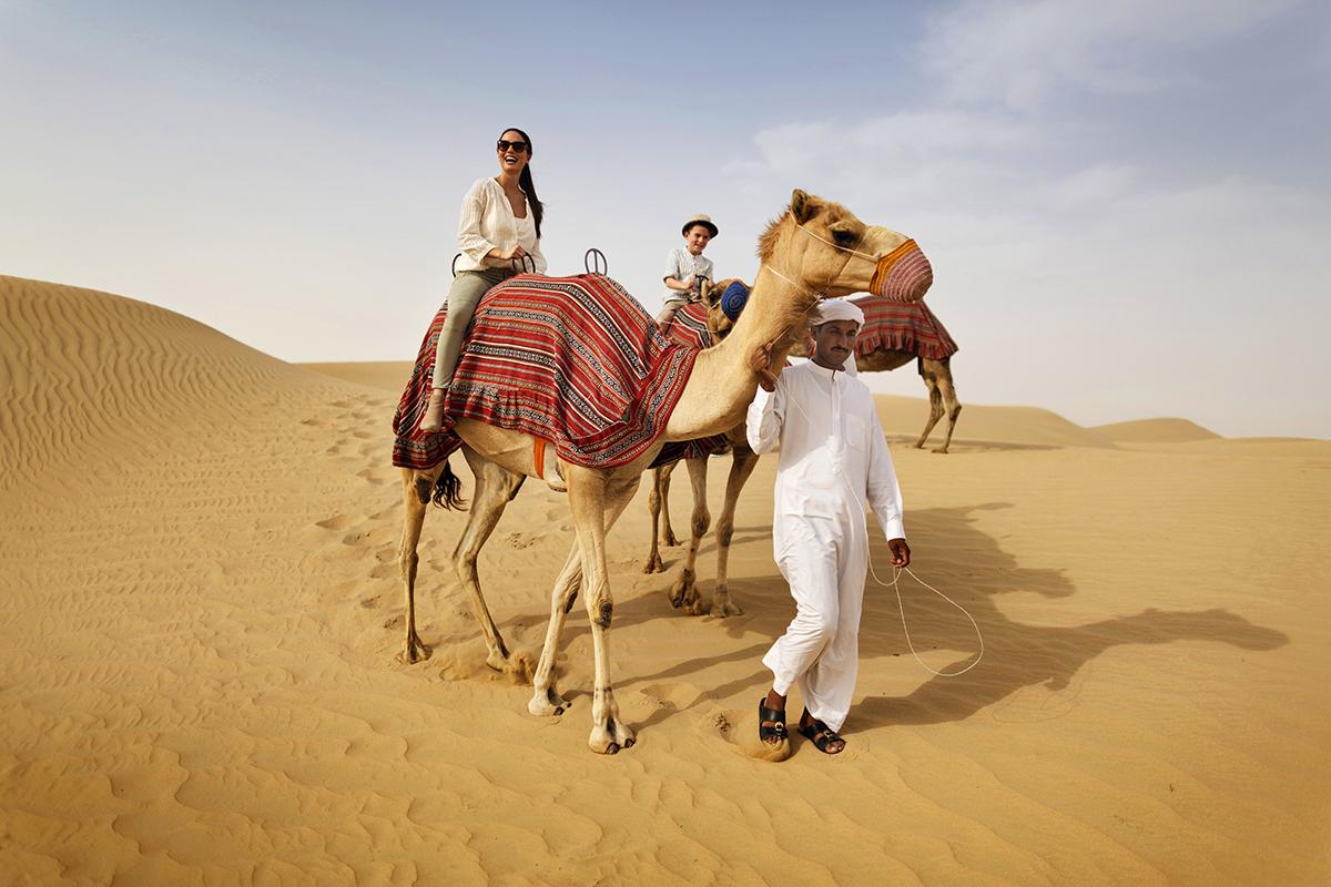 Dubai, Deserto & Abu Dhabi