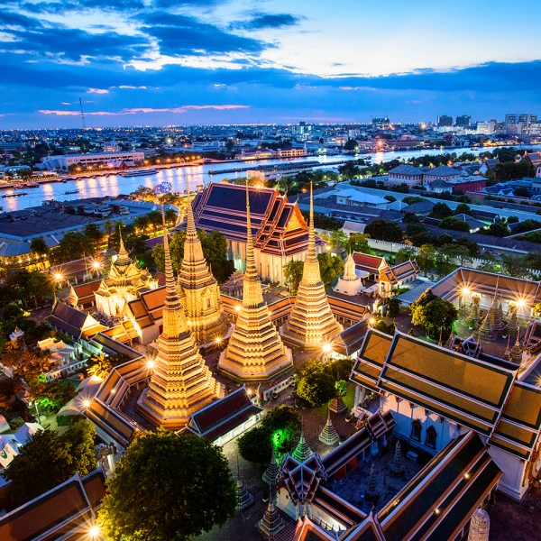 Bangkok, Tailândia.