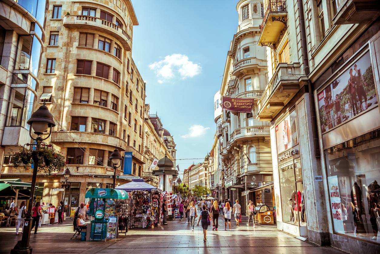 Os Balcãs (de Dubrovnik a Belgrado - via Bósnia)
