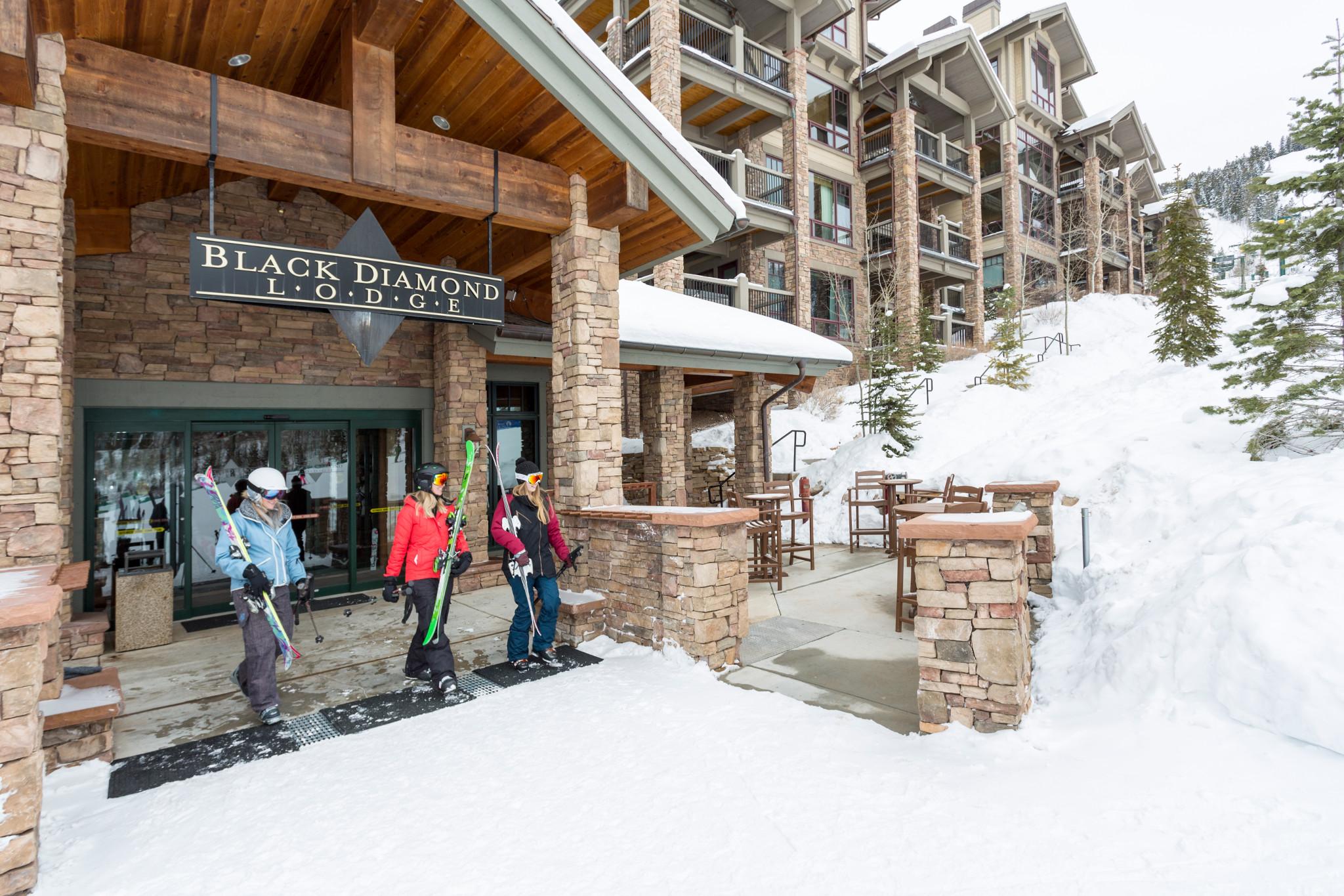 Deer Valley - Black Diamond Lodge