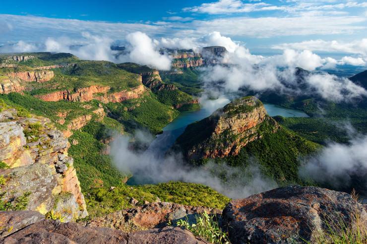 Lendas Sul Africanas com Rota dos Jardins