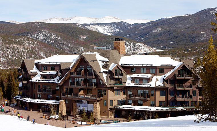 Breckenridge: Crystal Peak Lodge