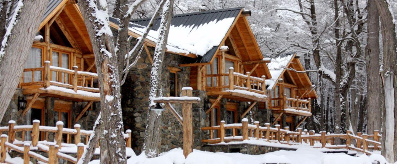 Ushuaia - Castor Ski Lodge (ski in ski out)