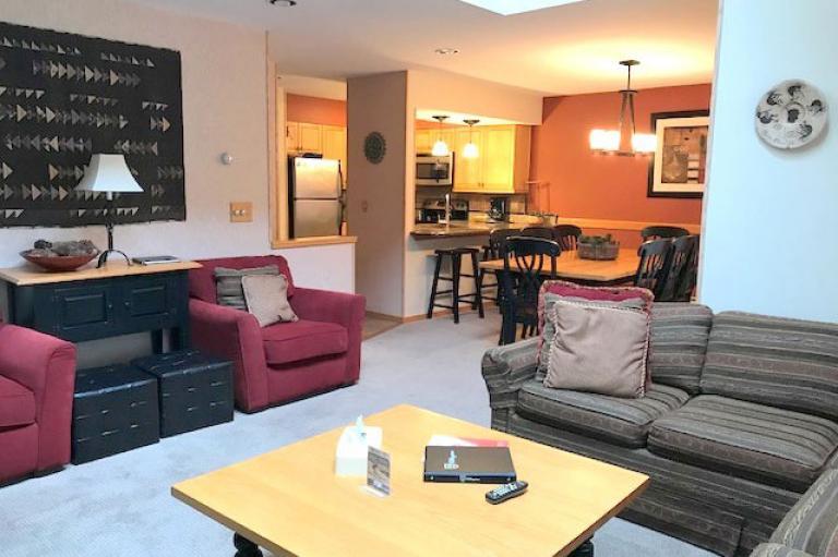 Killington: Highridge Condominiums