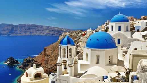 Grécia: Atenas, Mykonos & Santorini