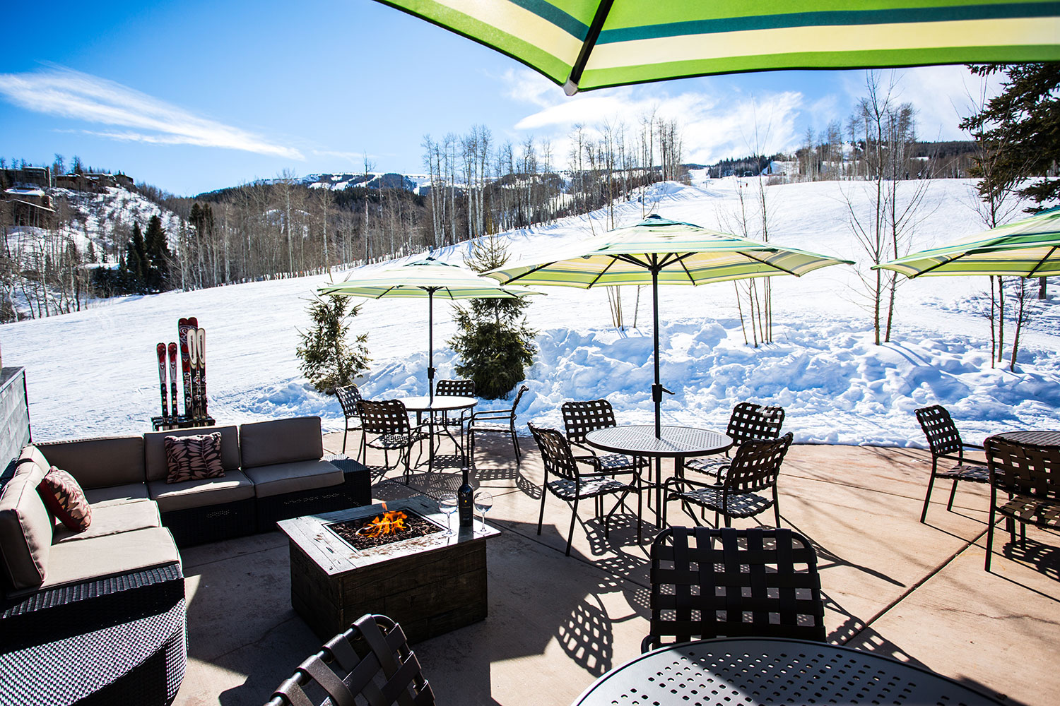 Snowmass: Timberline Condominiums