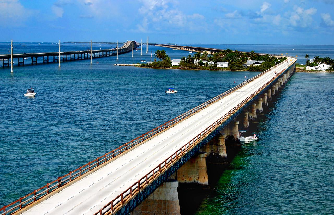 Praias e Ilhas da Flórida