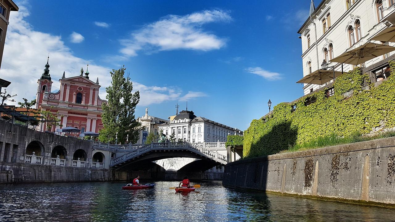 As Pérolas da Eslovênia, Bósnia e Croácia saindo de Praga