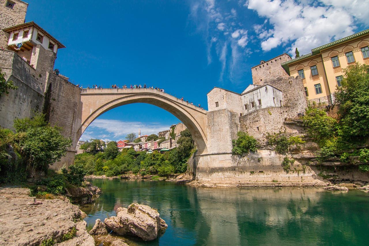 Os Balcãs (de Dubrovnik via Bósnia)
