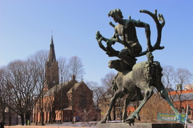 Lendas Escandinavas, Bálticas & Russas 2019 (Dinamarca, Noruega, Suécia, Estônia, Finlândia e Rússia)