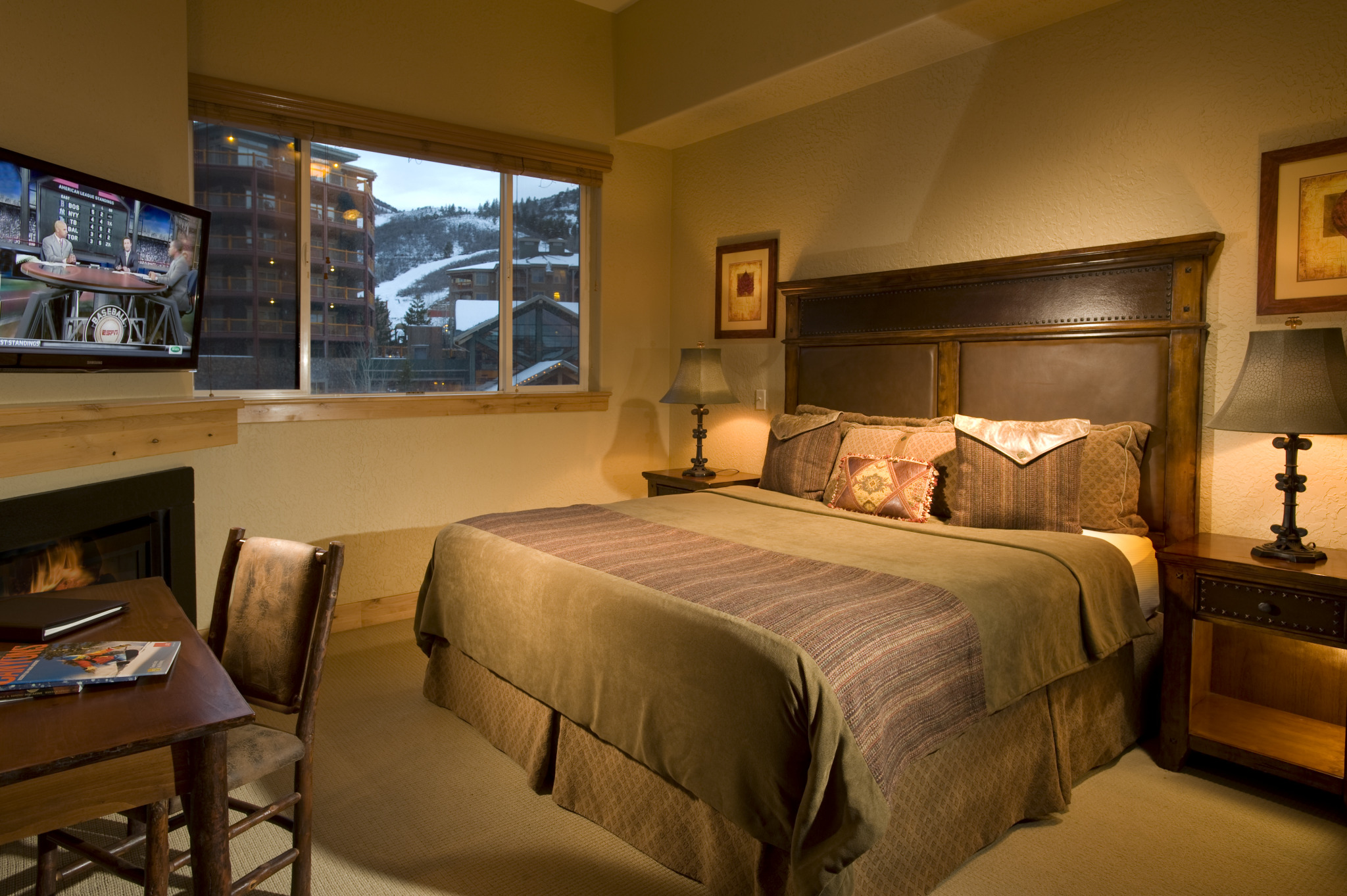 Canyons Village: Silverado Lodge
