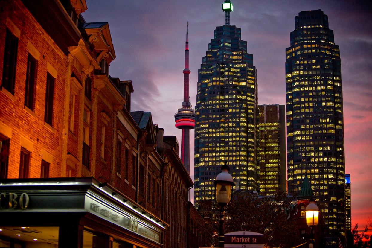 Vibrante Leste Canadense - 2019