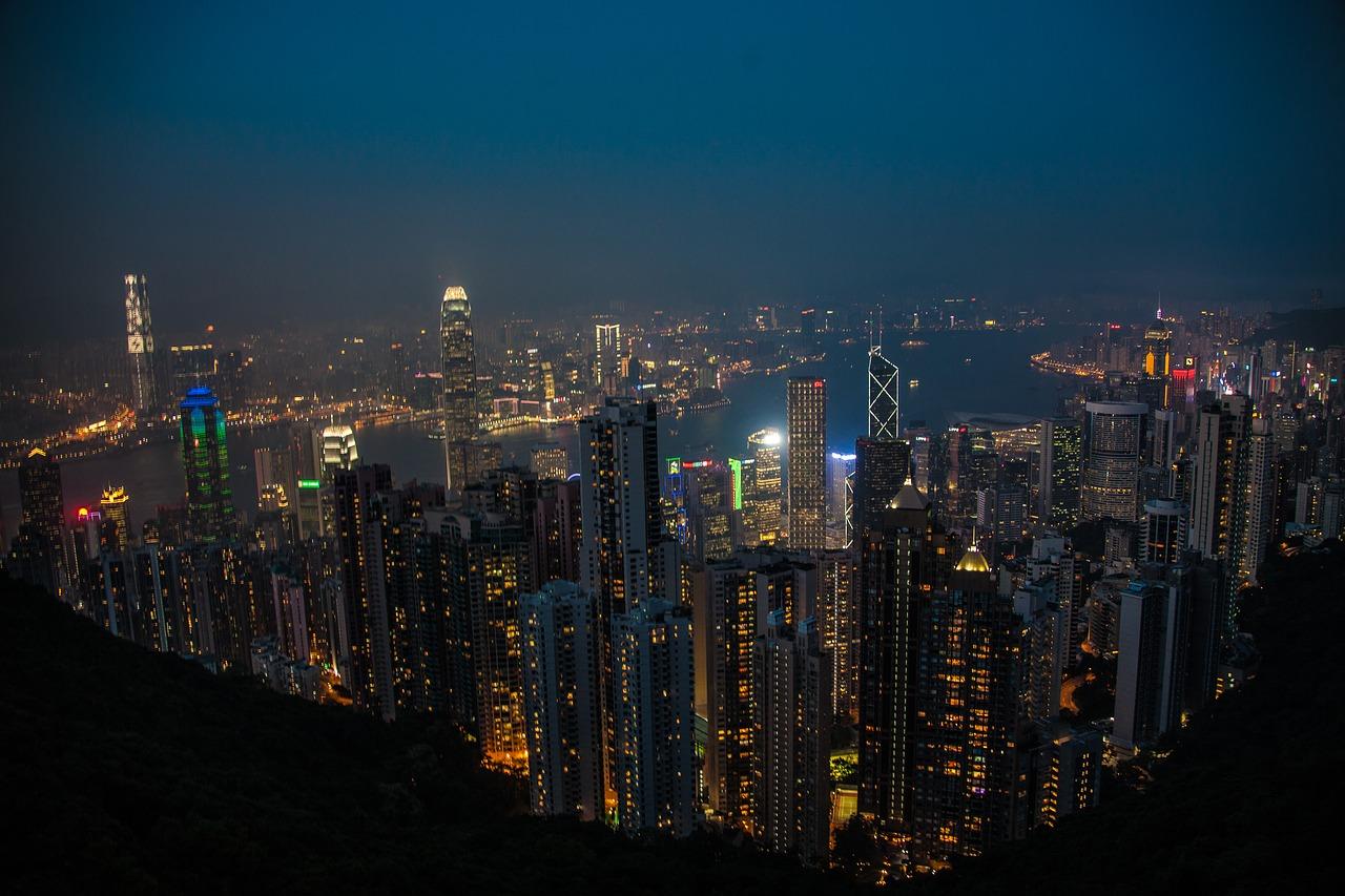 Essência da China & Hong Kong
