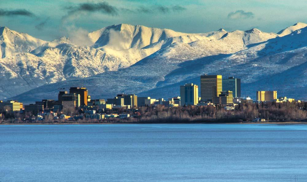 Alaska em seu esplendor