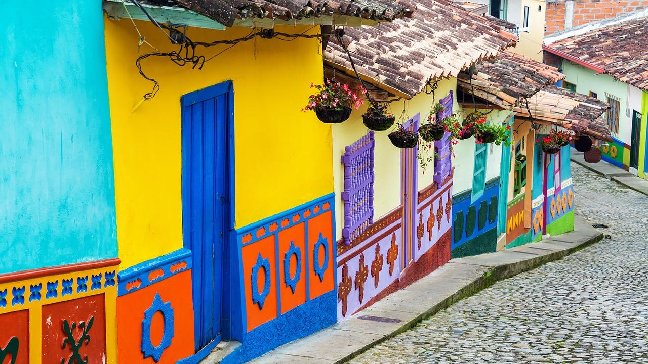 Colômbia: Bogotá e Cartagena - 15 de Novembro