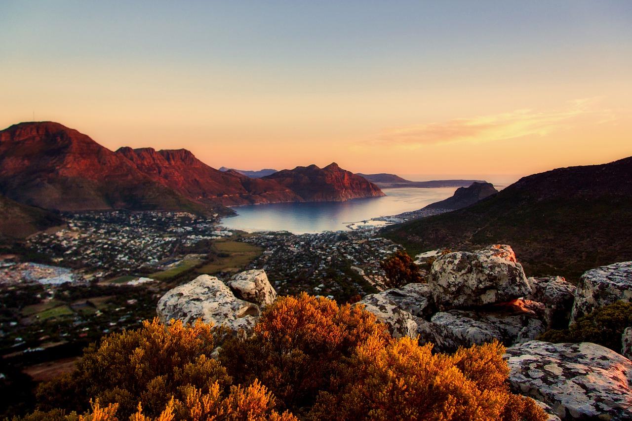 Réveillon 2020 África do Sul