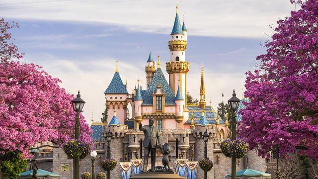 Disneyland 2018
