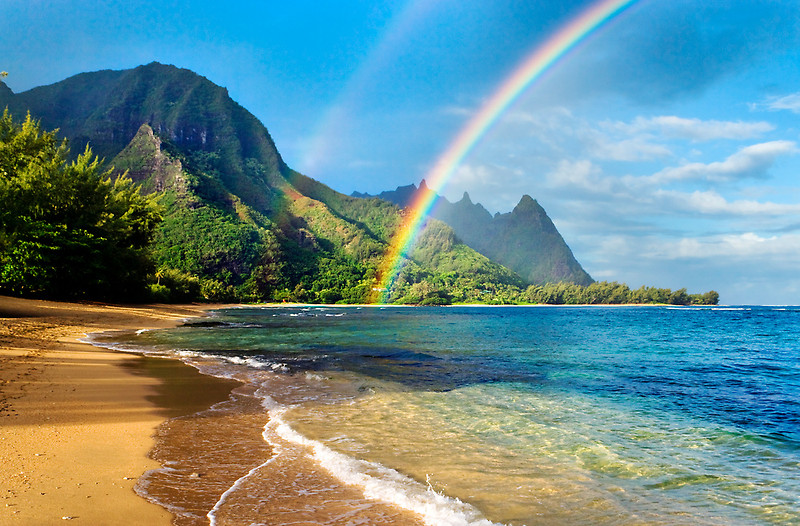 Hawaii - 4 Islands