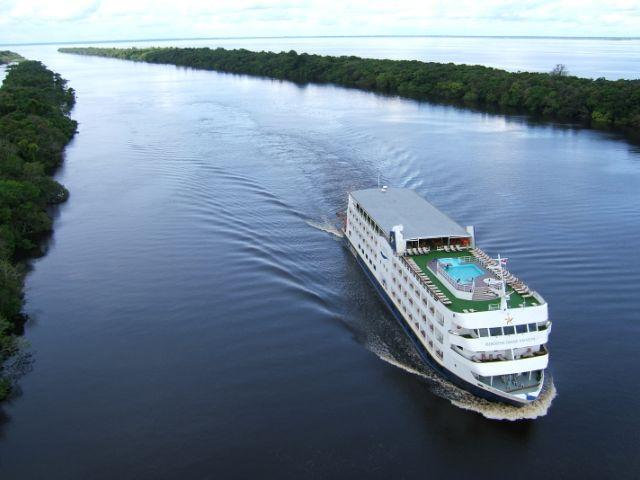 Cruzeiro Gran Amazon com Manaus
