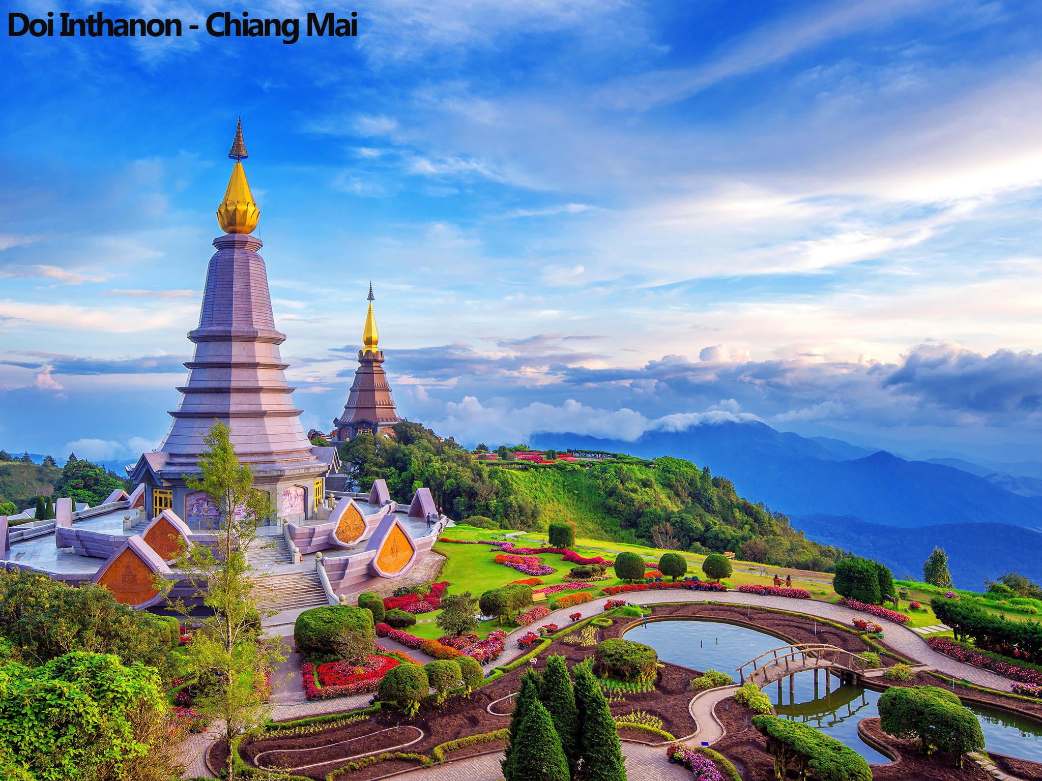 Norte da Tailândia 2019 & 2020