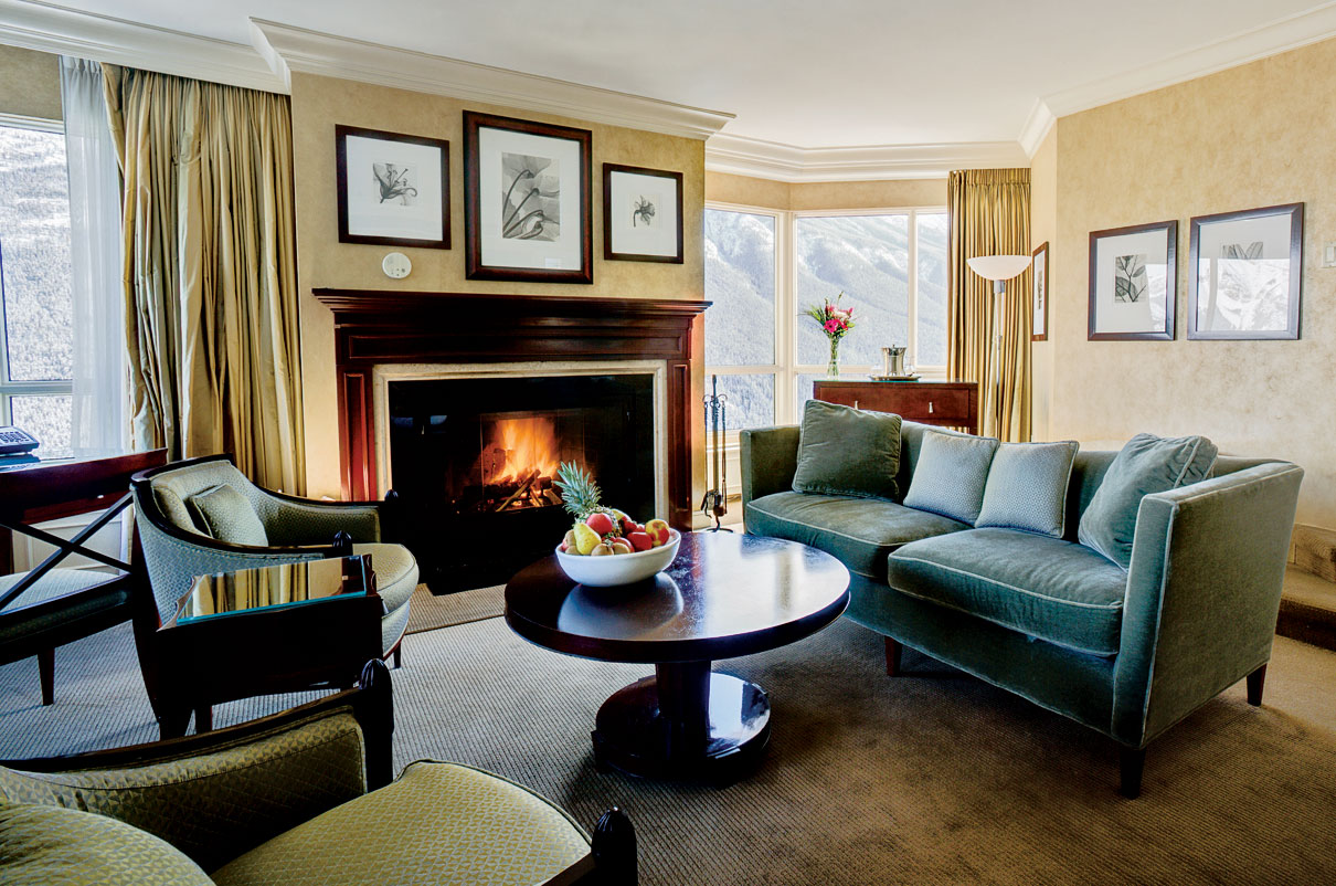 Banff: Rimrock Resort Hotel