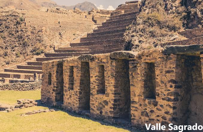 Luzes do Império Inca