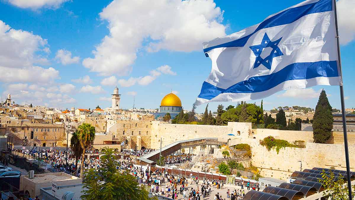 Israel - Saídas Segunda-Feira - 7 noites