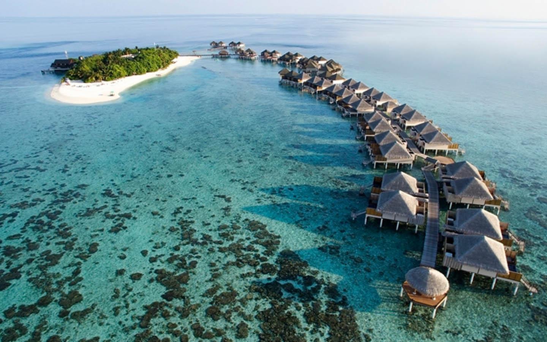 Maldivas: Bandos Island Resort Maldives