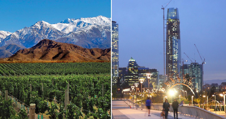 Mendoza e Santiago - 15 de Novembro