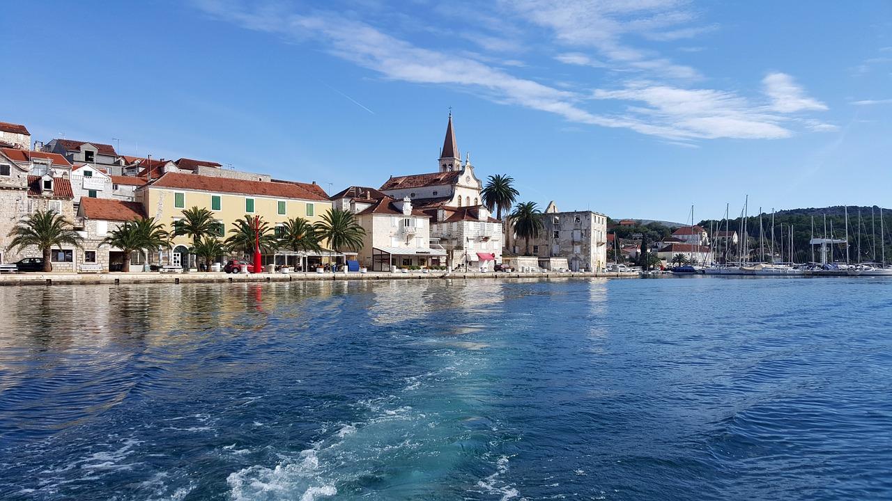 Cruzeiro pela Croácia