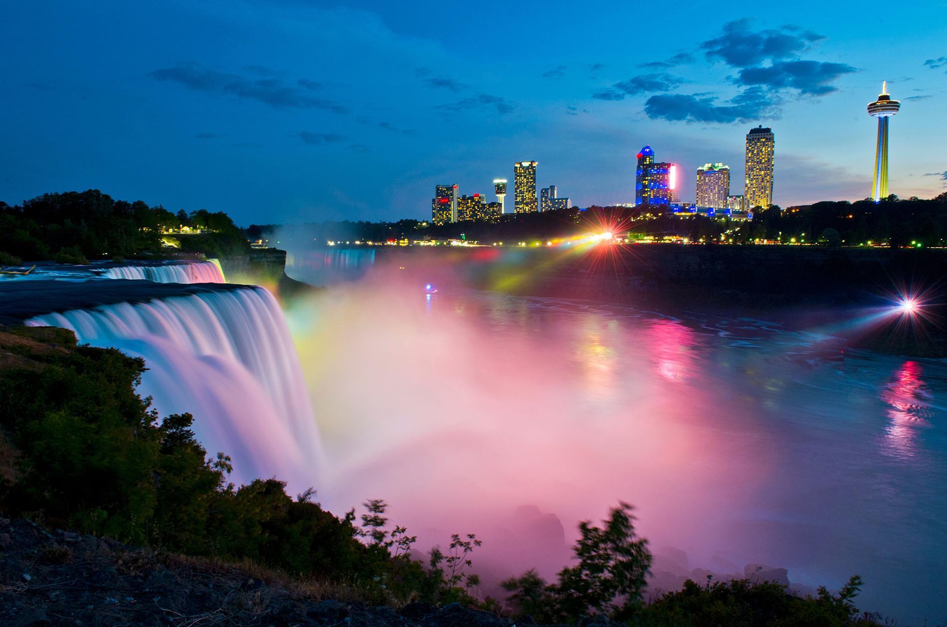 Toronto com Niagara
