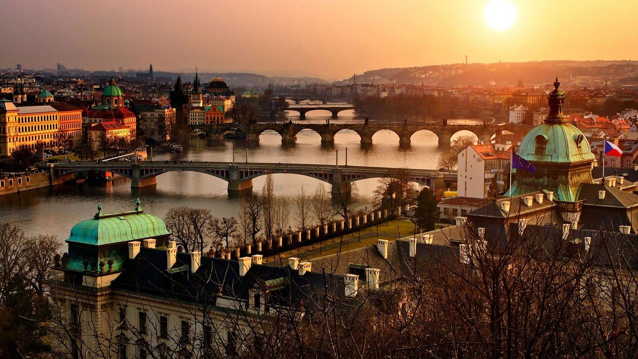 Capitais Imperiais (de Praga a Budapeste)