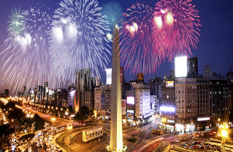 Réveillon 2020 em Buenos Aires