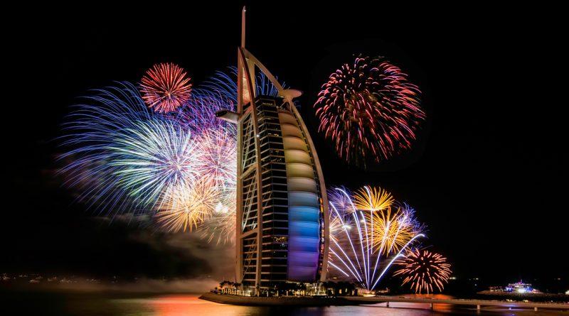 Réveillon 2020 em Dubai