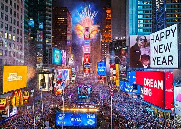 Reveillon 2020 em New York