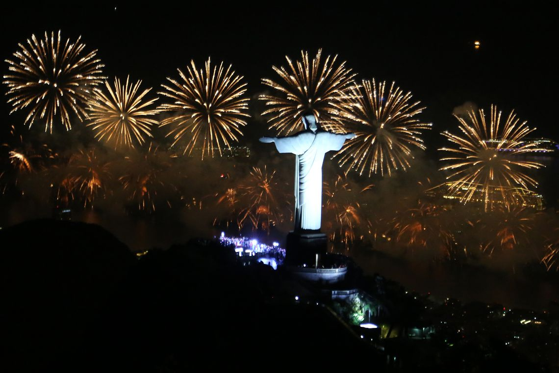 Réveillon 2020 no Rio de Janeiro