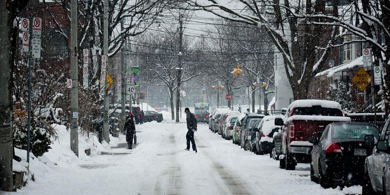 Exótico Inverno - Toronto a Montreal