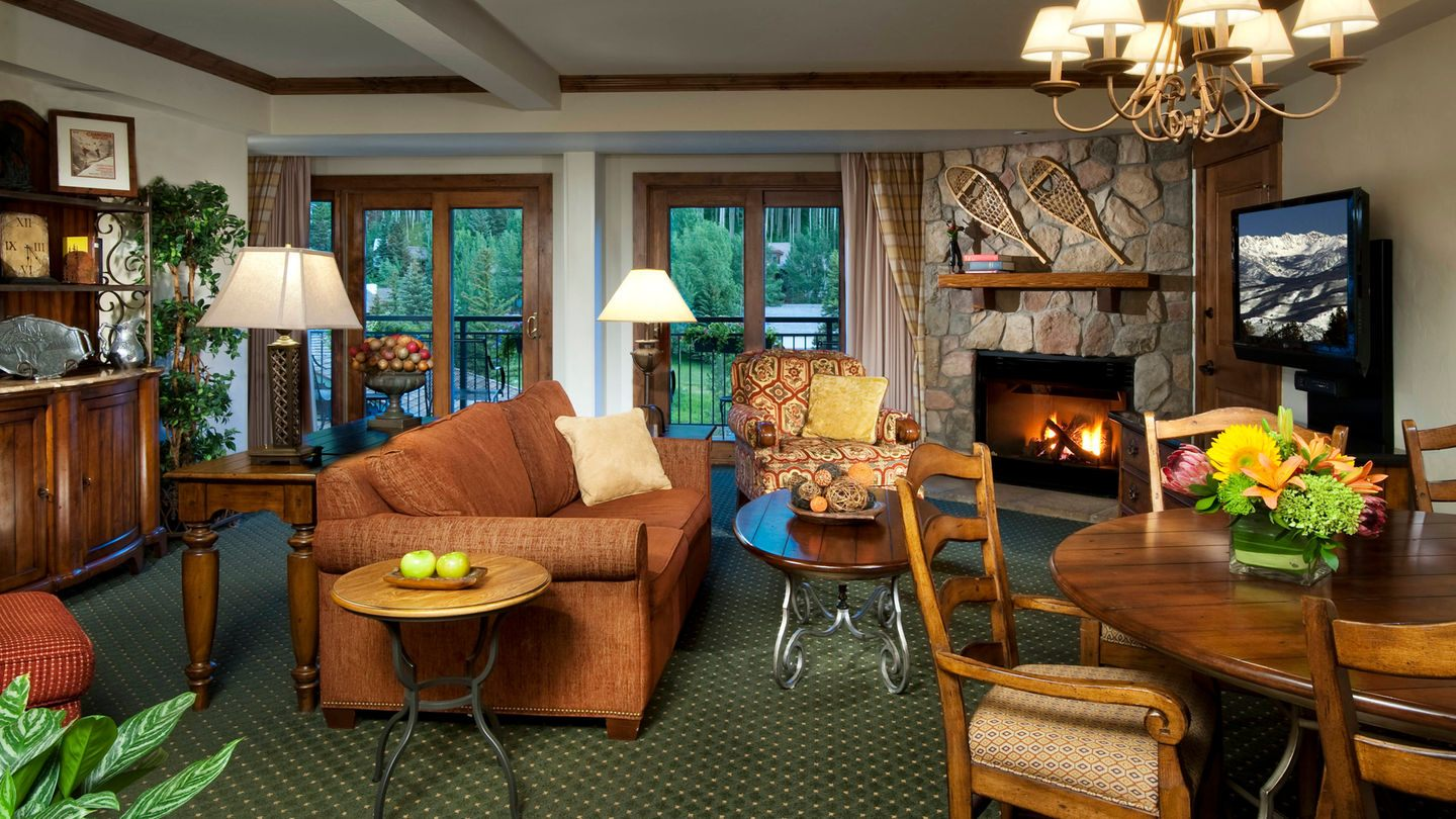 Vail: The Vail Marriot Mountain Resort